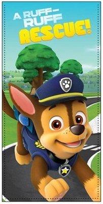 Paw Patrol strandlaken  Chase