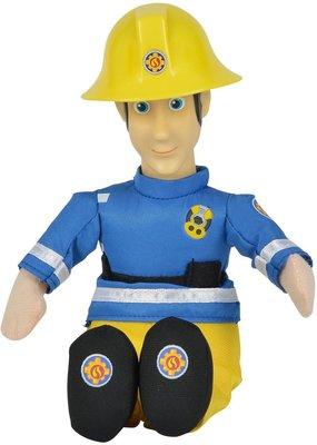 Brandweerman Sam knuffel; TOM