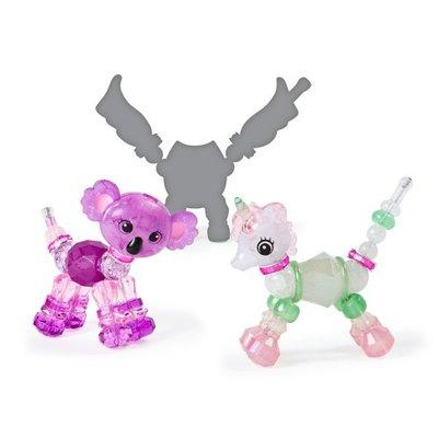 Twisty petz 3 pack Queenie Koala, Snowflakes Unicorn en ?