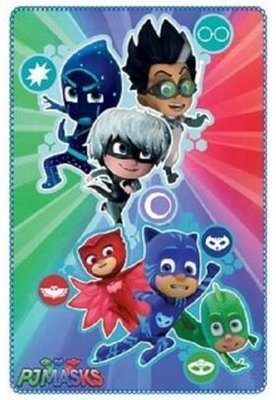 PJ masks fleecedeken