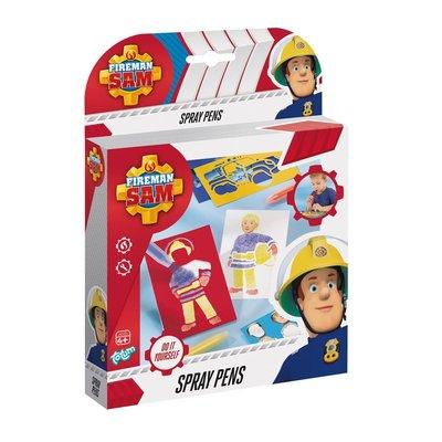 Brandweerman Sam spray pens