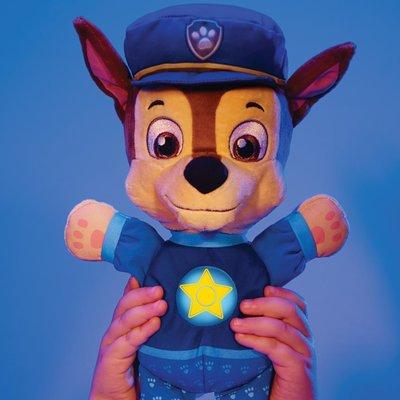 Paw Patrol snuggle up knuffel  Chase