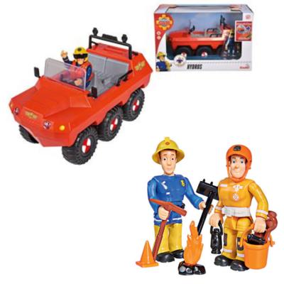 Brandweerman Sam Hydrus incl Elvis+ Sam en Arnold