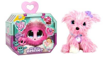 Fur Balls dubbelpakket,  Roze + Blauw