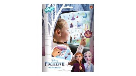 Frozen 2 raamstickers