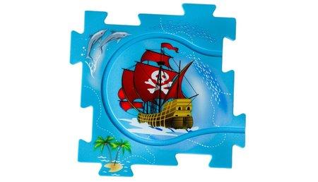 Puzzle Pilot - puzzel piratenschip set met schip