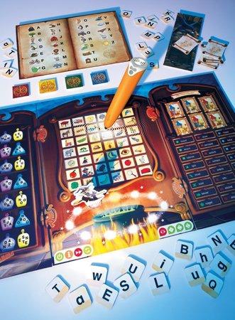 Tiptoi spel- De magie van het lezen