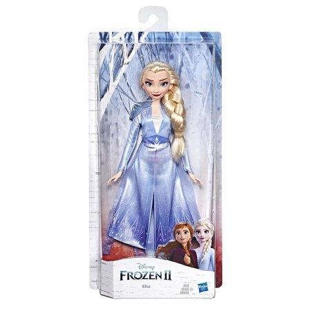 Frozen 2 tienerpop - Anna, Elsa, Kristoff en Mattias