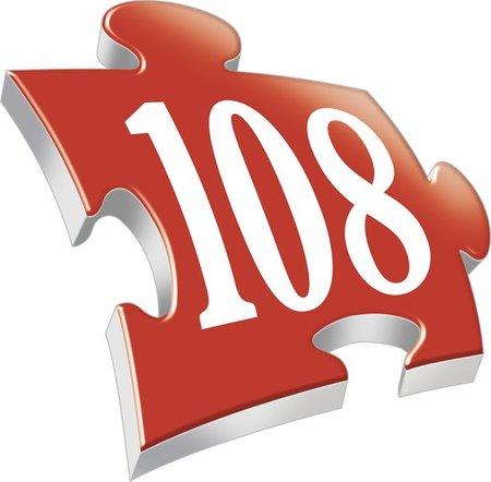 Posrche 911R -  3D puzzel - 108 stukjes