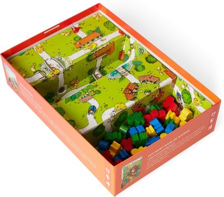 Carcassonne Junior - bordspel