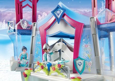 Playmobil Magic - kristallen Paleis - 9469