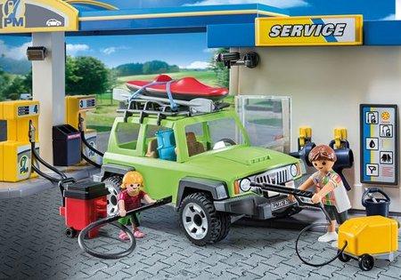 Playmobil City Life - Tankstation - 70201