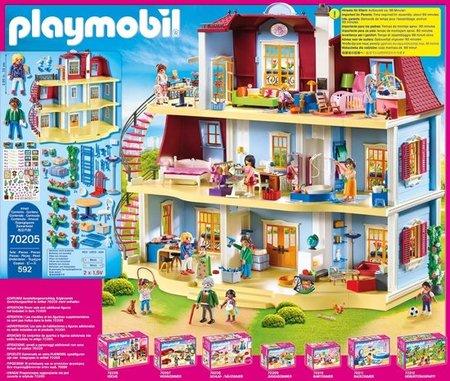 Playmobil City Life - Groot Herenhuis - 70205