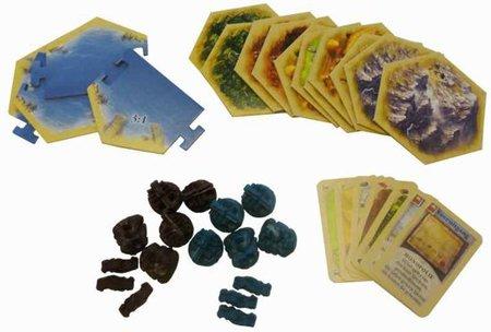 De kolonisten van Catan - Uitbreiding voor 5 - 6 spelers