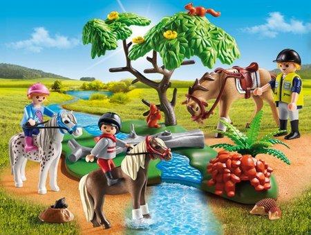 Playmobil Country - Ponyrijles - 6947
