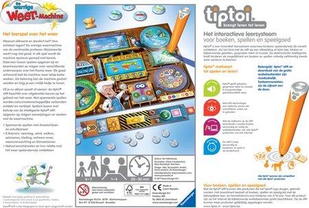 Tiptoi spel - De weermachine