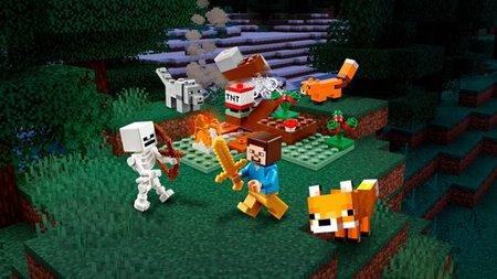 LEGO Minecraft - Het Taiga Avontuur - 21162