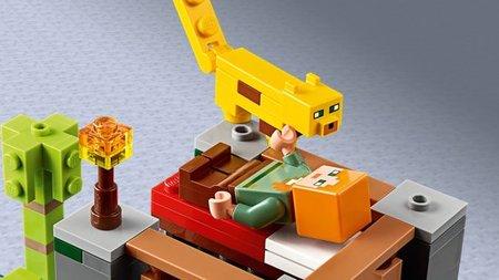 LEGO Minecraft - Het Pandaverblijf - 21158