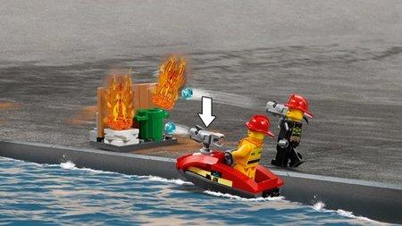 Lego City - Brandweerkazerne - 60215