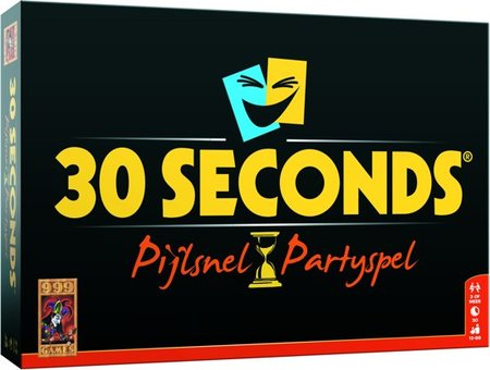 30 seconds Ultimate Collection 3-pack