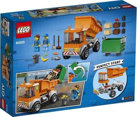 Lego City - Vuilniswagen - 60220