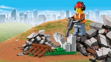 Lego City - Bouwlader - 60219