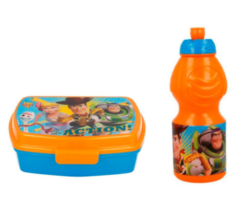 Toy Story broodtrommel + bidon