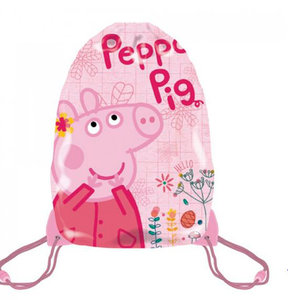 peppa pig zwemtas