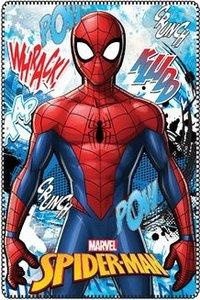 Spiderman fleecedeken