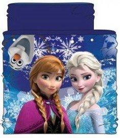 Frozen snood/ sjaal blauw
