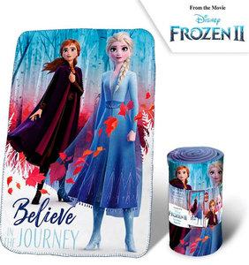 Frozen 2 fleecedeken - 100 x 150 cm