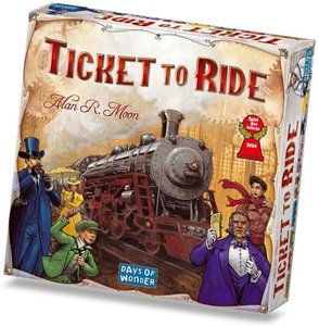 Ticket to ride - USA