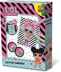 LOL Surprise Glitterkaarten