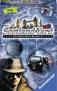 Scotland Yard - pocket spel