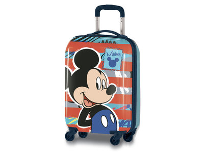 Mickey Mouse trolley - It's travel - koffer
