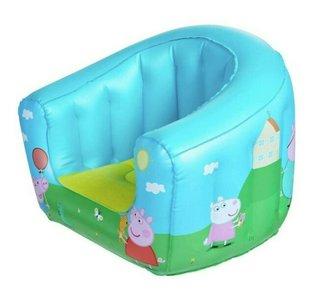 Peppa Pig - opblaasbare stoel
