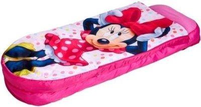 Minnie Mouse readybed - 2 in 1 slaapzak en luchtbed voor kinderen