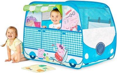 Peppa Pig-camper pop-up speeltent