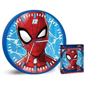 Spiderman klok - wandklok
