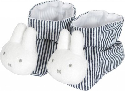 Babysloffen Nijntje gestreept ABC