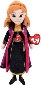 Ty- Frozen 2 knuffel - Anna