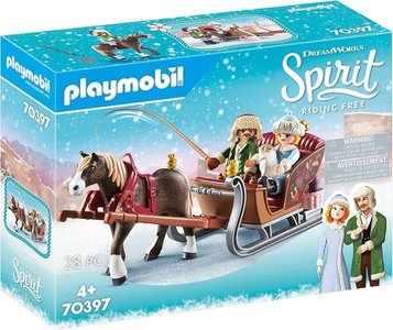 Spirit - Playmobil - Winter Sleerit - 70397