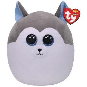 Ty Squish a Boo -  Slush Husky - 31 cm