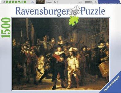 Ravensburger puzzel - Rembrandt van Rijn - 1500 stukjes