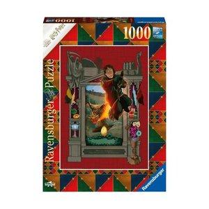 Ravensburger puzzel - Harry Potter: Triwizard toernooi - 1000 stukjes