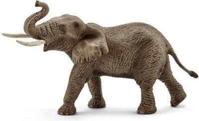Schleich Wild Life -  Afrikaanse olifant mannetje - 14762