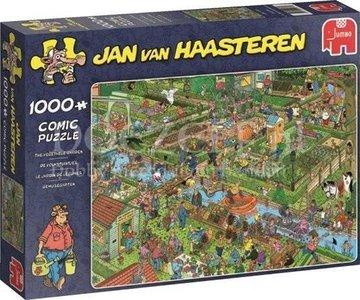 Jan van Haasteren - De volkstuintjes - 1000 stukjes