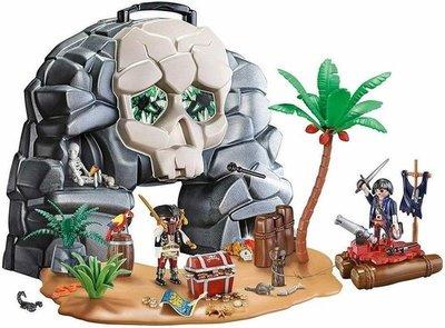 Playmobil Piraten - Pirateneiland meeneemset - 70113