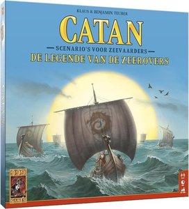 Catan - De legende van de zeerovers - Bordspel