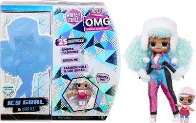LOL Surprise OMG Winter Chill - Icy Gurl en Brrr B.B.